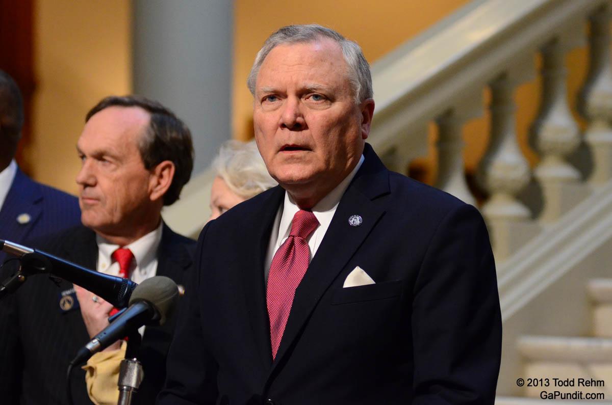 Governor Deal Suspends DeKalb BOE
