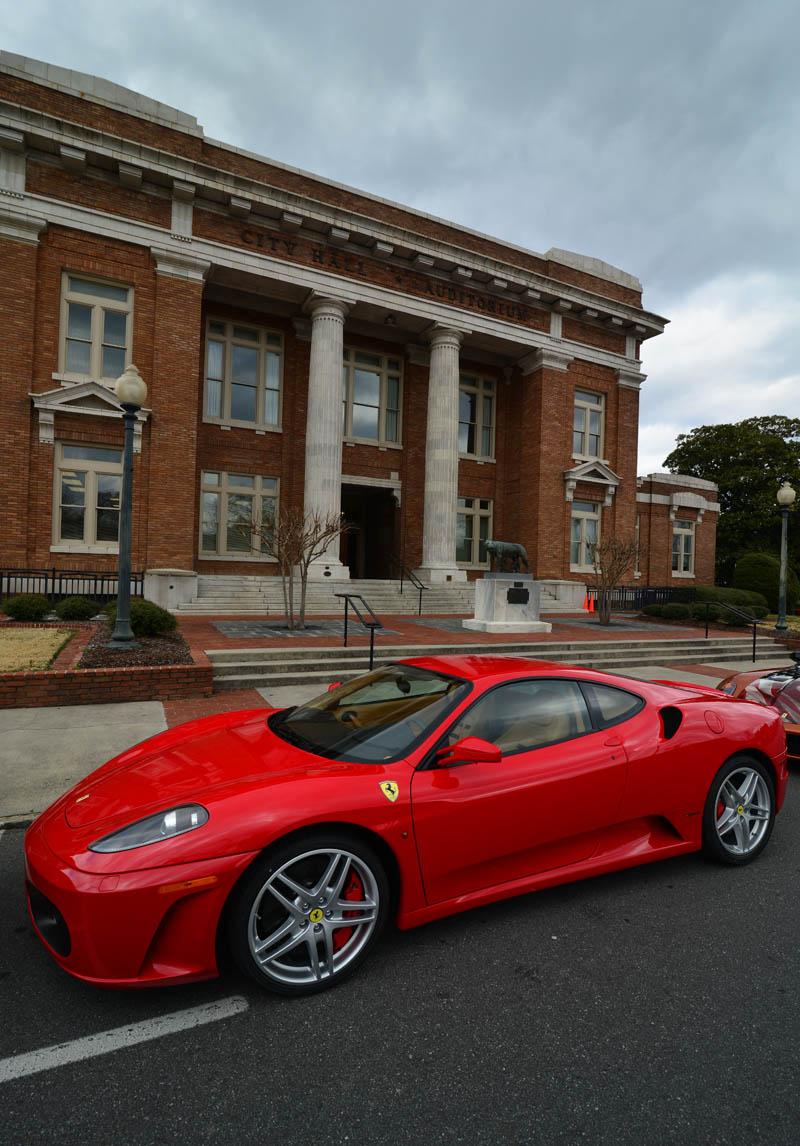 Ferrari F430 Rome Ga