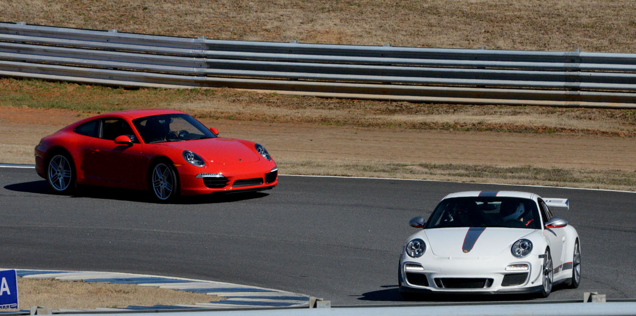 Porsche 911 GT RS 4 991 Atlanta Motorsports Park