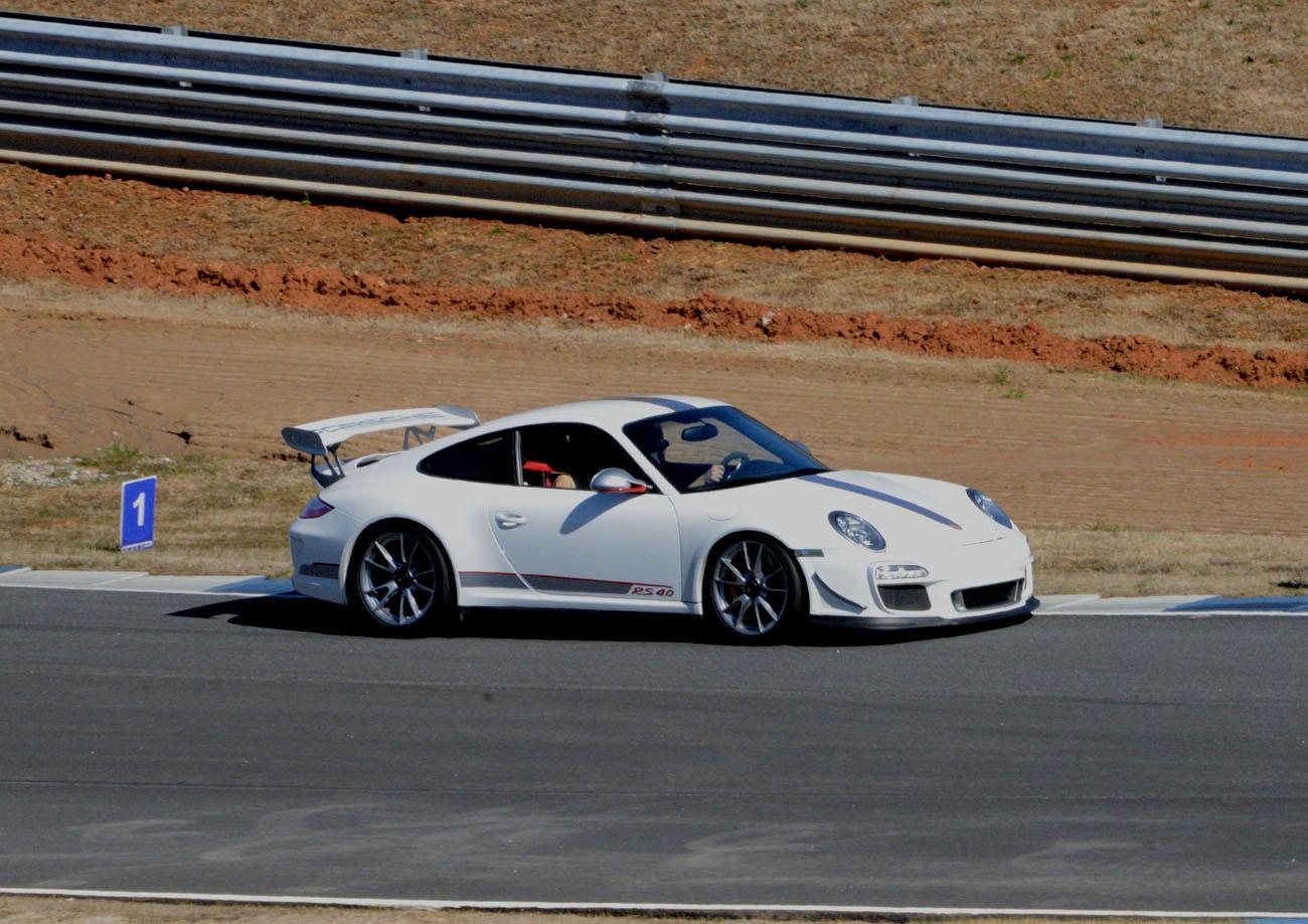 Porsche 911 GT RS 4 Atlanta Motorsports Park