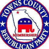 Towns County GOP Logo