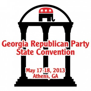 GA GOP BEST LOGO CONVENTION