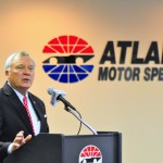Governor Deal Atlanta Motor Speedway
