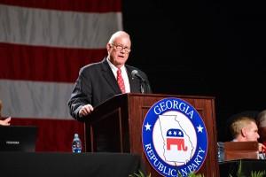 John Padgett GAGOP Convention Speech
