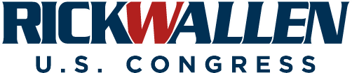 Rick W Allen Logo