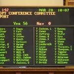 Senate passes HB 142 Ethics bill by 56-0 vote