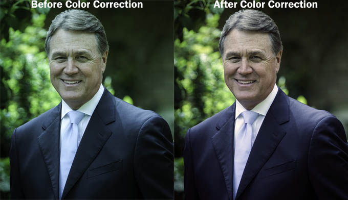 Color Correction Illustrated
