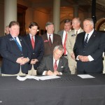 Gov. Deal signs ethics/lobbying reform legislation