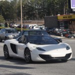 Gratuitous photos of a McLaren MP4-12C Spider