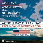 Congressman Tom Price: Speaker at Freedom Works – New Fair Deal Action Day