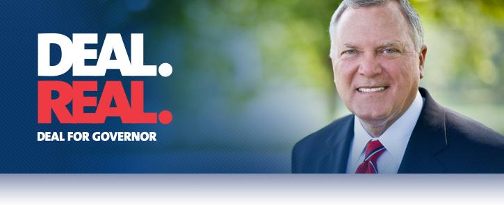 Governor Nathan Deal: E-mail - One - Georgia Politics, Campaigns ...
