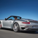 Porsche introduces new Turbo and Turbo S cabriolet