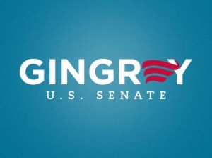 Senate - Gingrey  LOgo