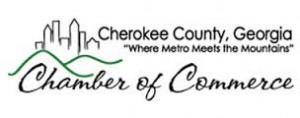 Cherokee Chamber Logo