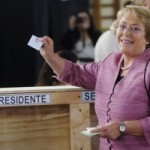 Chile: Michelle Bachelet Elected President