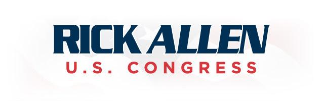 Rick Allen Logo