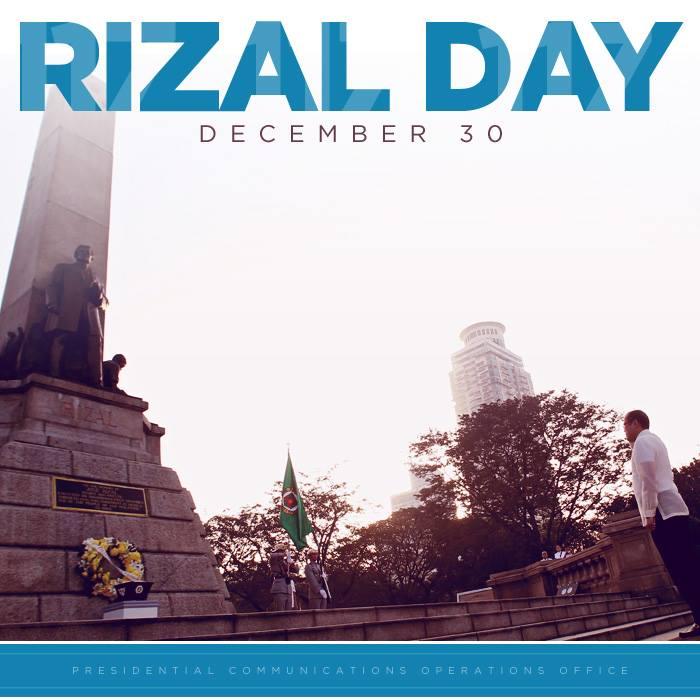 rizal day celebration Purok 4 poblacion ilaya rizal day celebration 623 likes landmark & historical place.