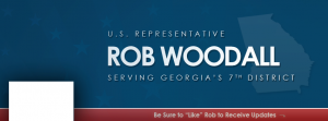 Rob Woodall LOgo