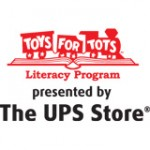 Christmas 2013: The UPS Store and Toys For Tots Share The Joy of Reading this Holiday Season
