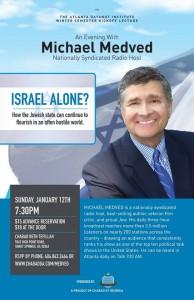 israel alone