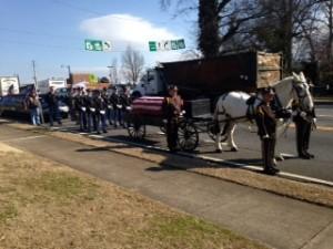 Al Rowe Funeral