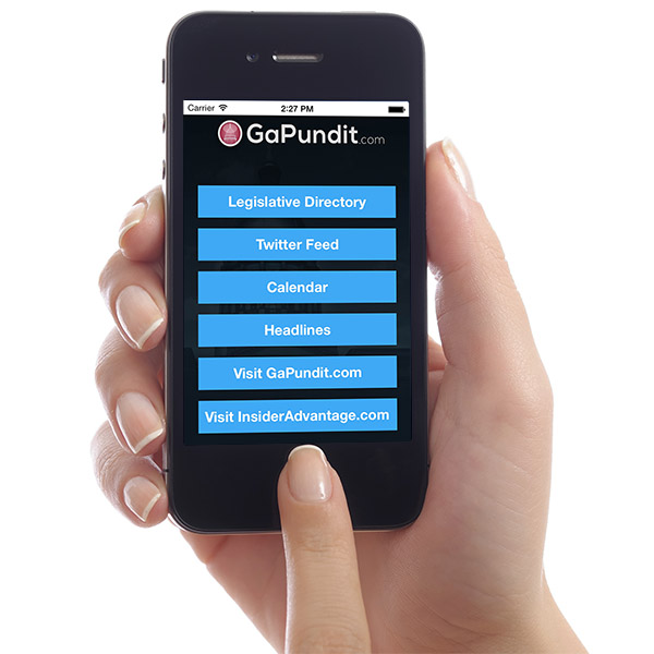 GaPunditPro on iPhone
