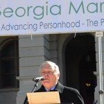 AUDIO – Gov. Nathan Deal Speaks to Ga Pundit at GA Right to Life – March for Life