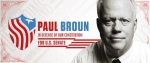 Paul Broun Logo