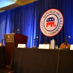 At the Republican National Committee Winter Meeting