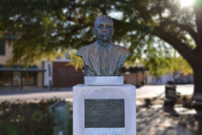 Walter F George Vienna Georgia