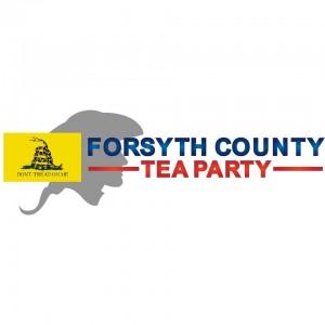 Forsyth Tea Party Logo