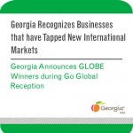 Georgia Department of Economic Development: Georgia Recognizes Businesses that have Tapped New International Markets