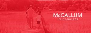 McCallum Congress Logo 1