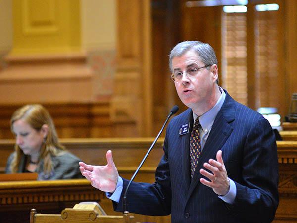 Senator Cecil Staton SR 736