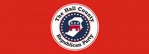 Georgia Politics Hall County Republican Party Logo