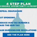 Karen Handel: 4 Step Plan For Economic Opportunity & Prosperity