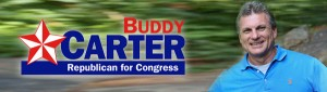 Buddy Carter Congress LOgo