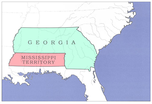 Map by Carl Vinson Institute of Government at UGA