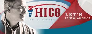 Jody Hice Logo