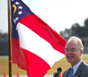 Georgia Politics Campaign Election Congressman Tom Price