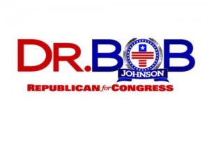 Bob Johnston Congress LOgo