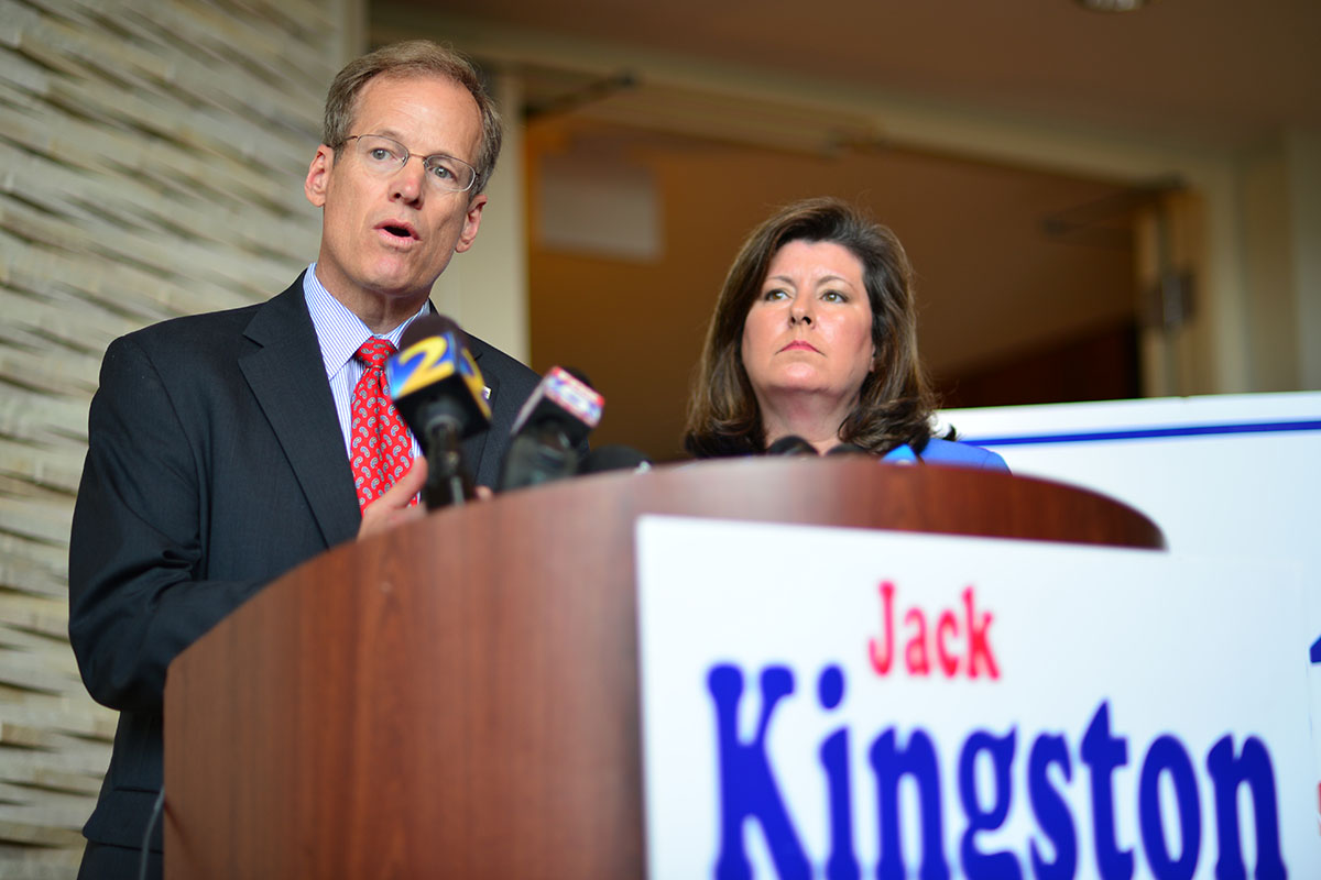 Karen Handel Endorses Jack Kingston
