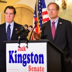 Congressman Phil Gingrey endorses Jack Kingston for Senate
