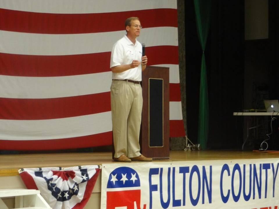 Kingston Fulton County Straw Poll