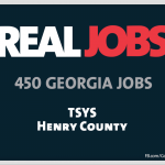 Gov. Nathan Deal: Georgia-based TSYS to Create up to 450 Jobs in McDonough