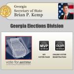 SOS Brian Kemp: Reminds Georgians of October 6th Voter Registration Deadline