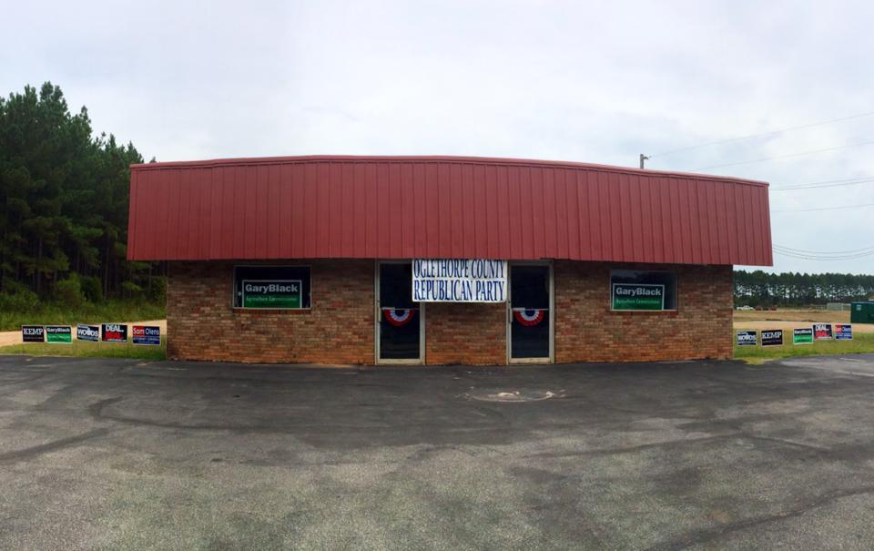 Oglethorpe County HQ