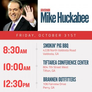 27 Oct Huckabee