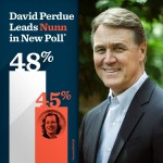 David Perdue: Surges Ahead In Latest Poll