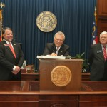 Sen. Jack Hill & Rep. Terry England: These Budget Leaders Support Gov. Nathan Deal